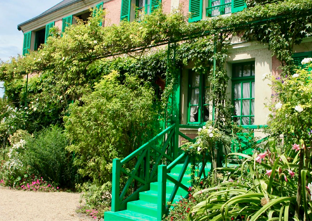 Monet's House in Giverny France