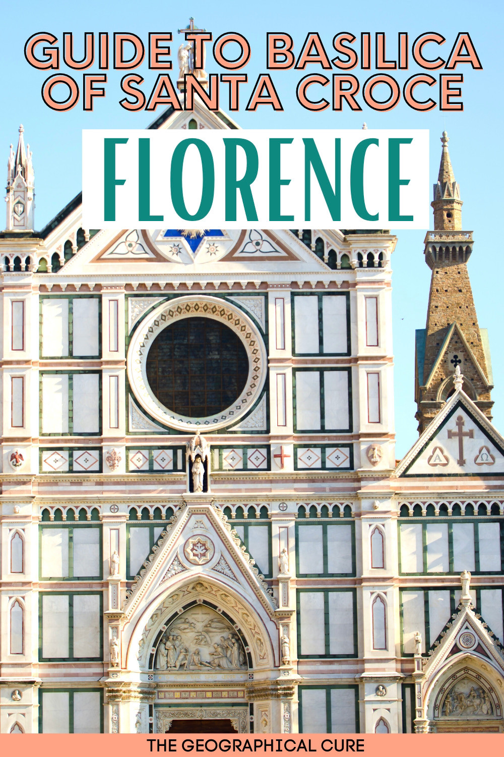 guide to Florence's Santa Croce Basilica complex, a hidden gem in Florence overflowing with art