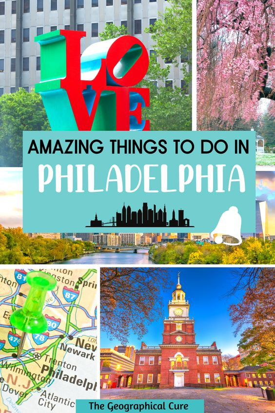 guide to the best things to do and see in Philadelphia