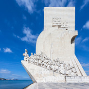 Mounument to Discoveries in Belem lisbon