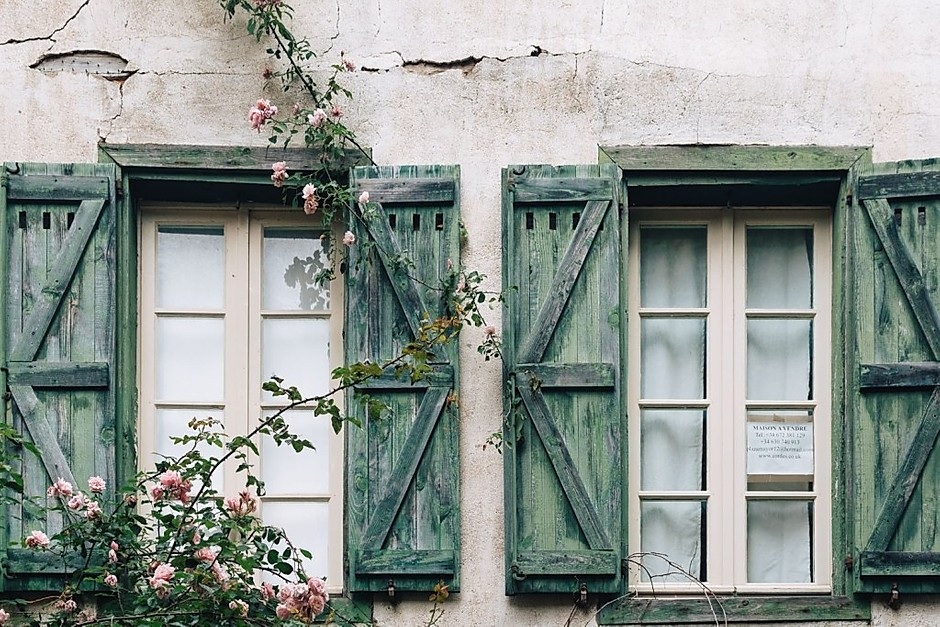 Cordes-sur-Ciel in southwest France