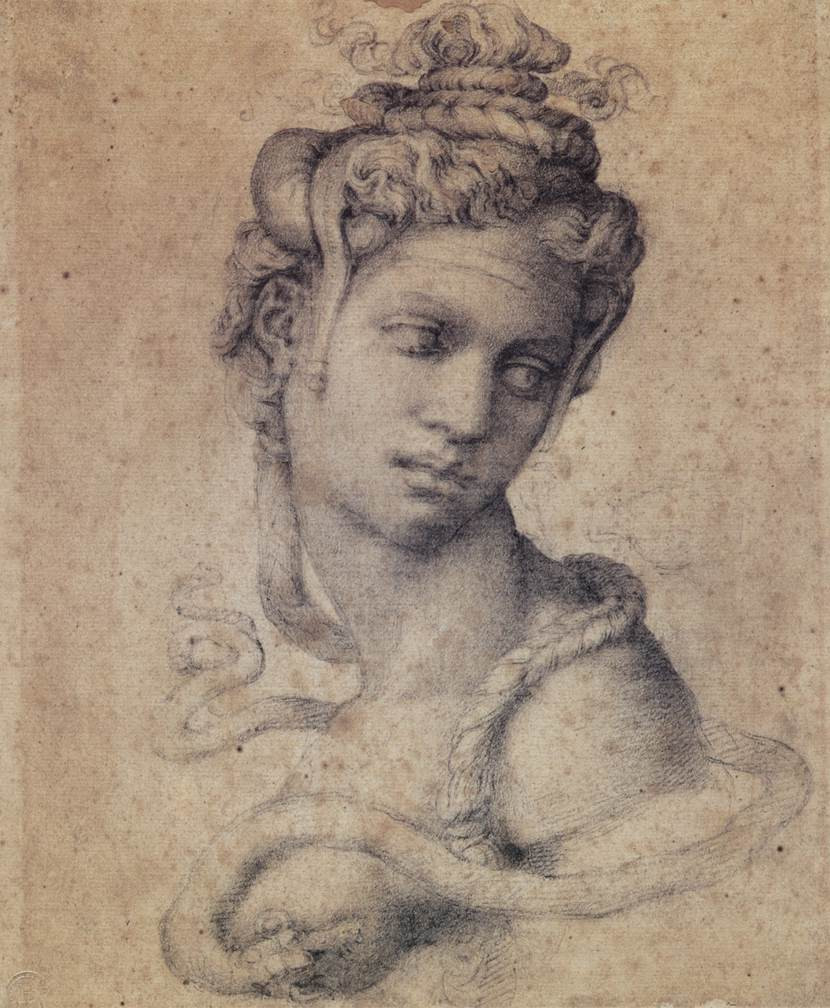 Study for Cleopatra