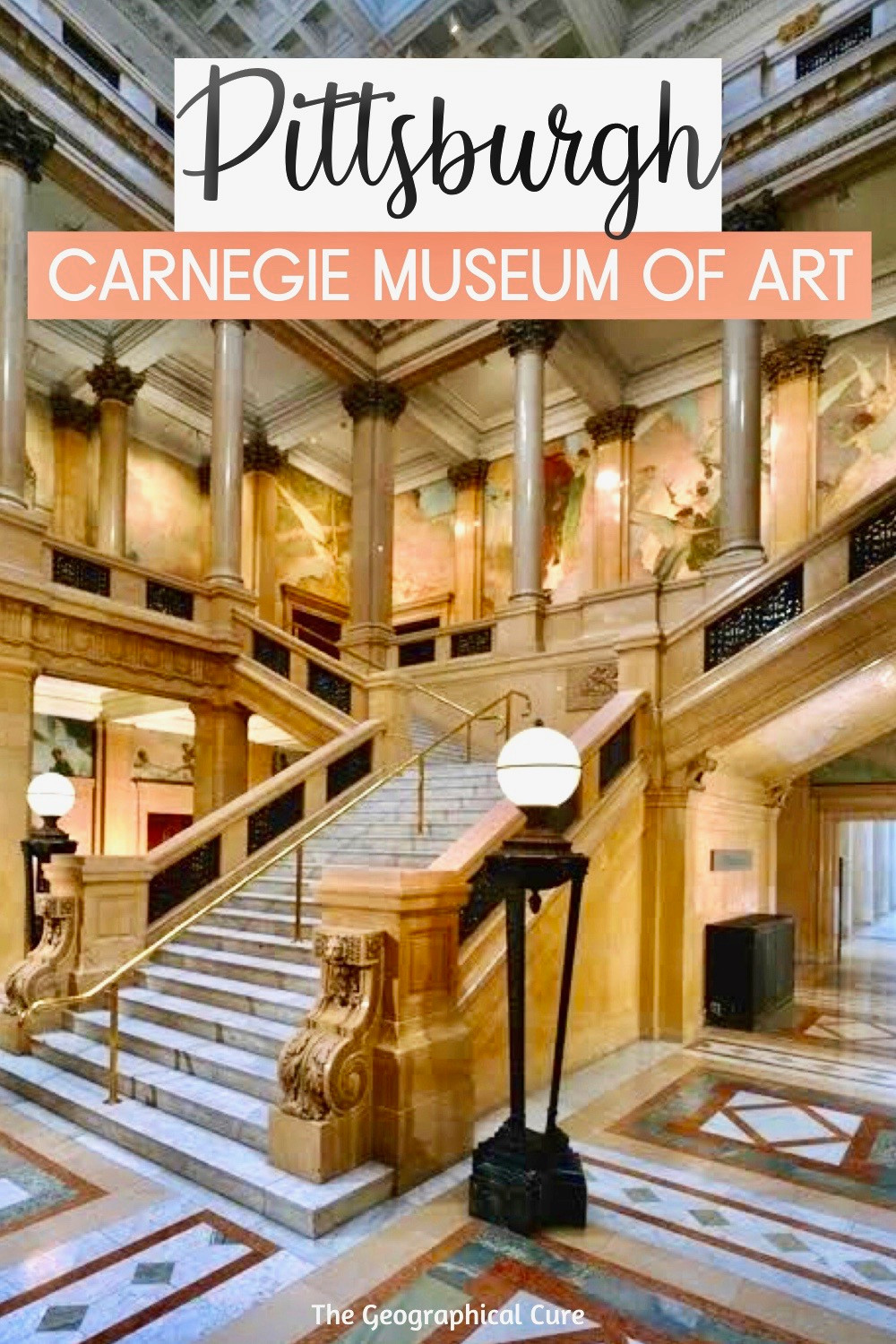 Visitor's Guide to Pittsburgh's Fabulous Carnegie Museum of Art