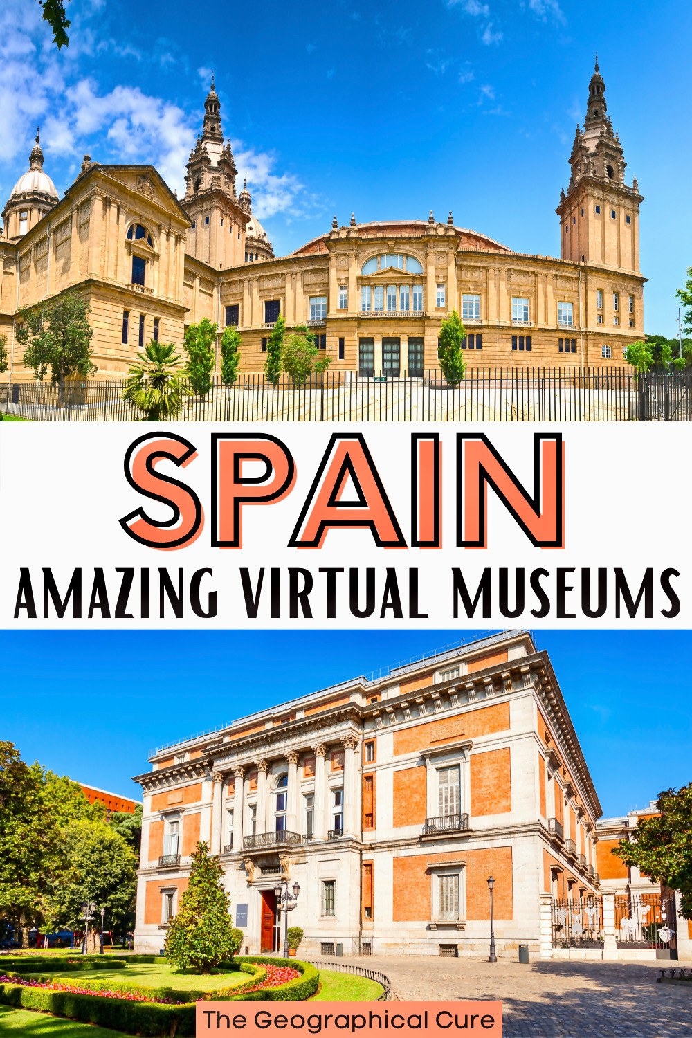 ultimate guide to the best virtual tours of museums in Spain