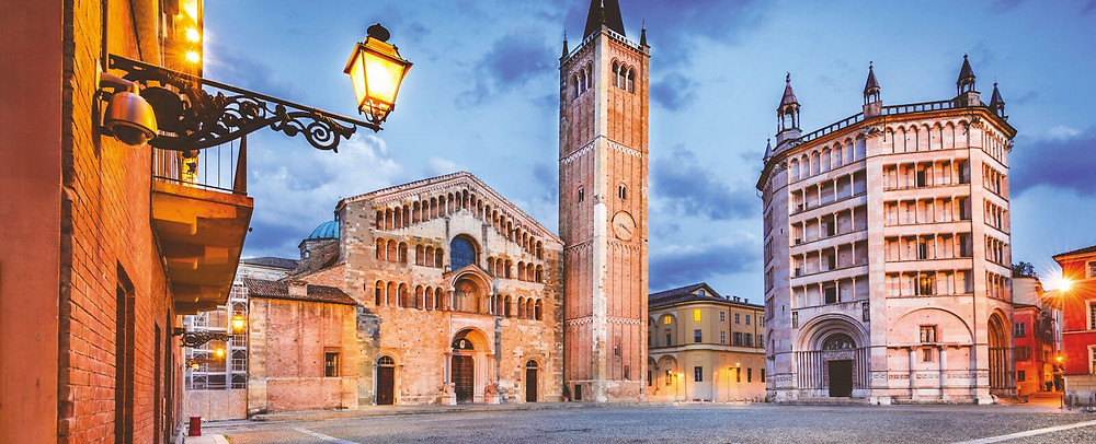 Parma Cathedral and Baptistery