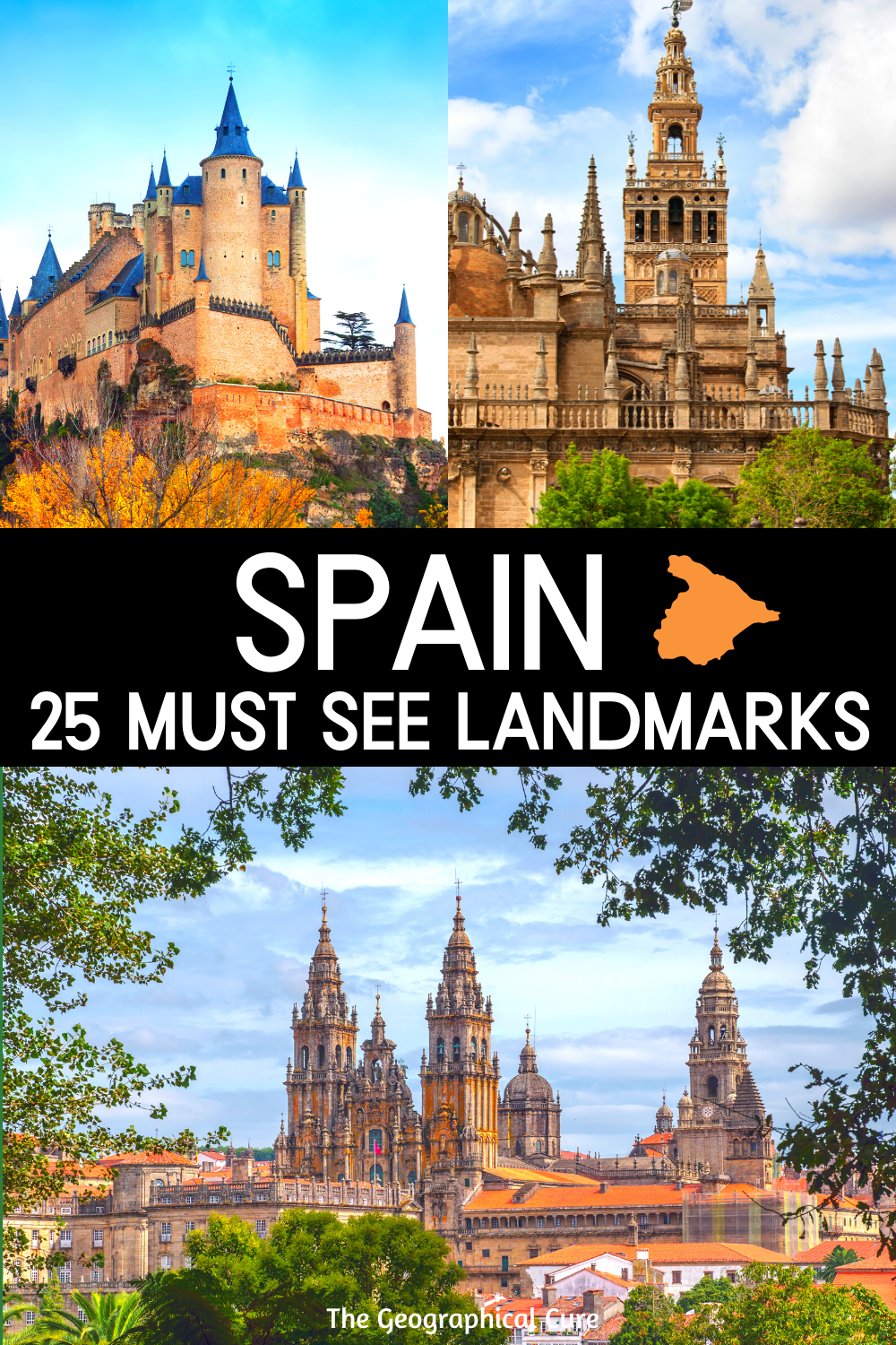 Spain: 25 Landmarks for Your Bucket List