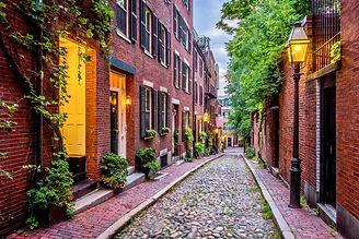 boston beacon hill acorn street