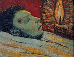 Pablo Picasso, Death of Casagemas, 1901