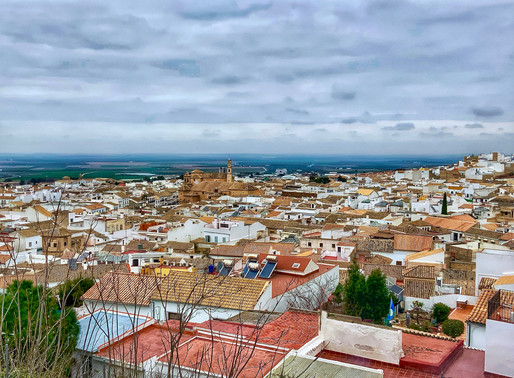Osuna Spain: An Adorable Game of Thrones Village in Andalusia