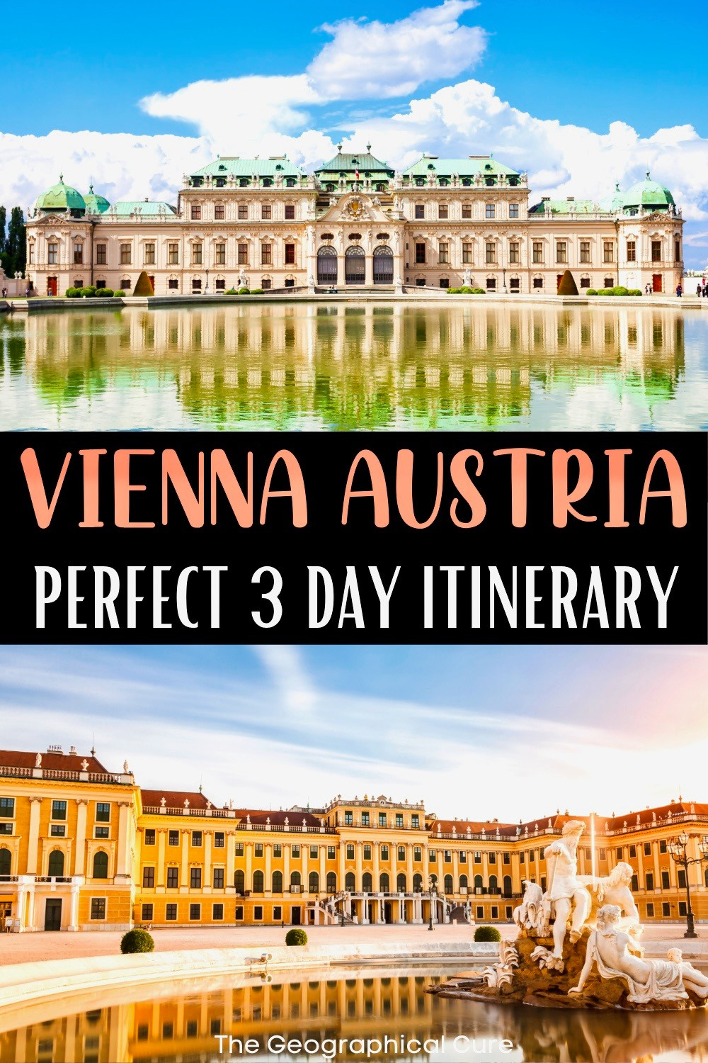 ultimate guide to three perfect days in Vienna Austria