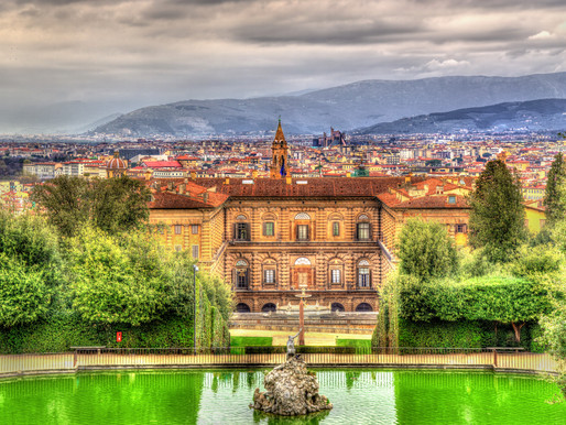 Guide To the Treasures of the Pitti Palace in Florence Italy