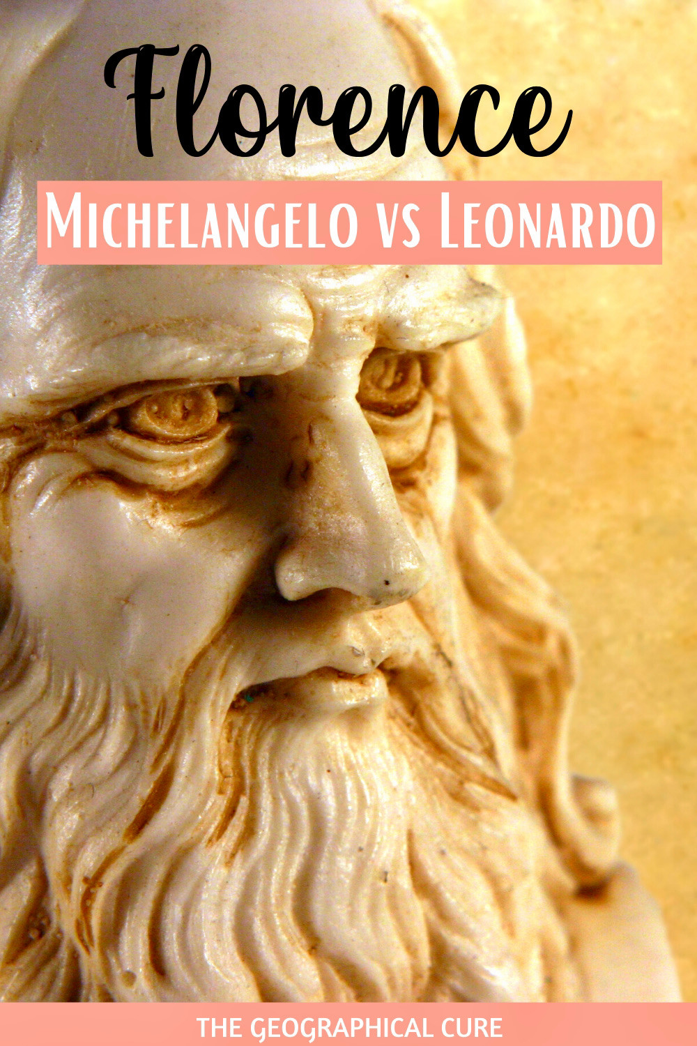 guide to the rivalry between Leonardo and Michelangelo