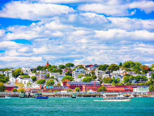 Perfect One Day In Portland Maine Itinerary: How To Spend 24 Hours in Maine's Coolest City