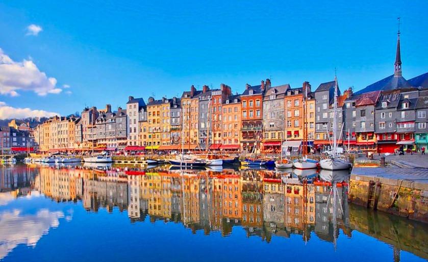 Honfleur in Normandy