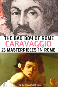 The Bd Boy of Rome: Finding Baroque Master Caravaggio's Art in Rome