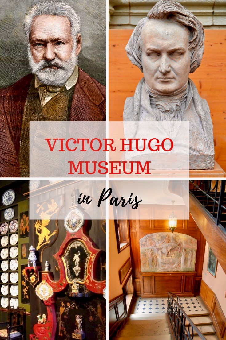 Victor Hugo Museum in Paris