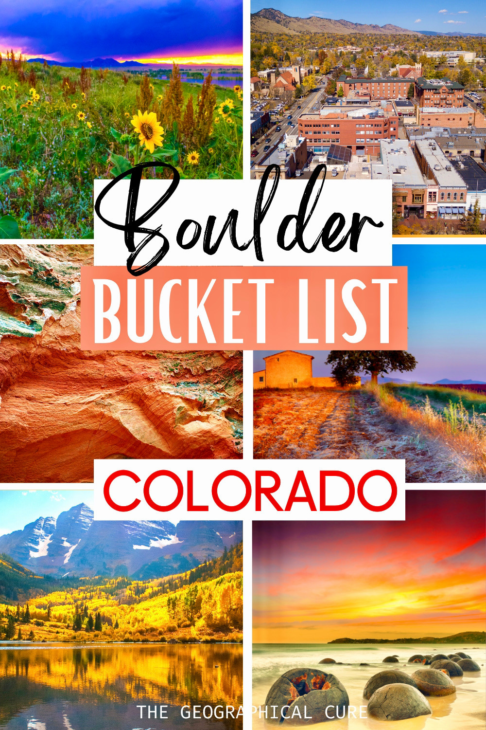 guide to the best things to do and see Boulder Colorado