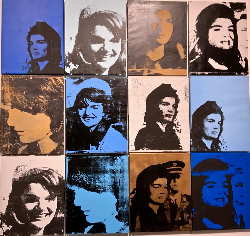 Andy Warhol, Jackie Onassis, 1964