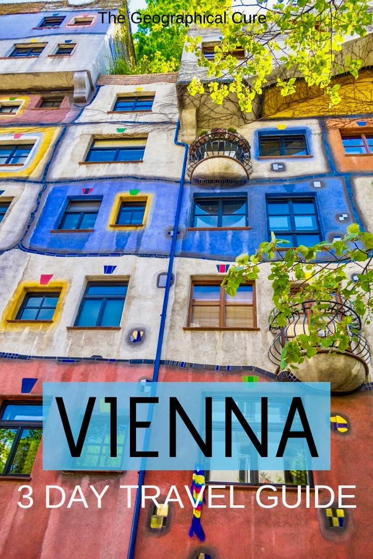 The perfect 3 day itinerary for Vienna Austria