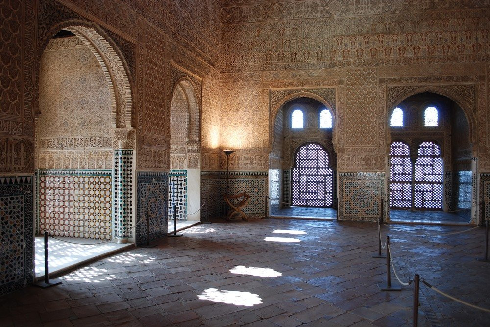 Grand Hall of the Ambassadors in the Nasrid Palace
