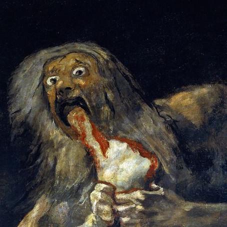 Guide To Goya's Terrifying Black Paintings at Madrid's Prado Museum