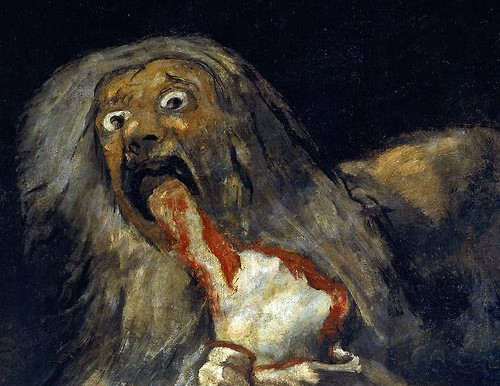 The Mystery Behind Goya's Terrifying Black Paintings at the Prado in Madrid
