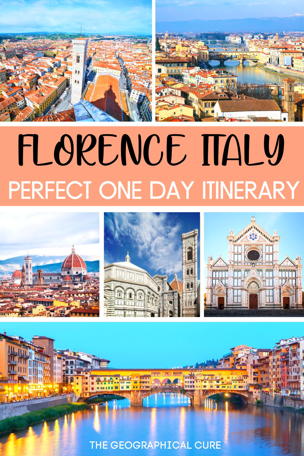 how to spend one perfect day in Florence