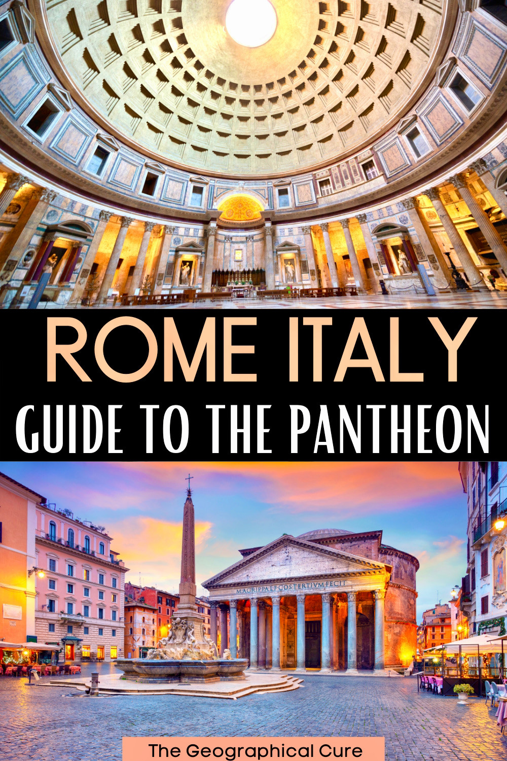 guide to the Pantheon, Rome's most beautiful monument