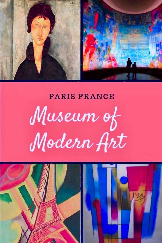 Paris' Museum of Modern Art