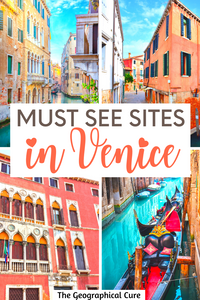 Amazing Must See Sites in Venice Italy
