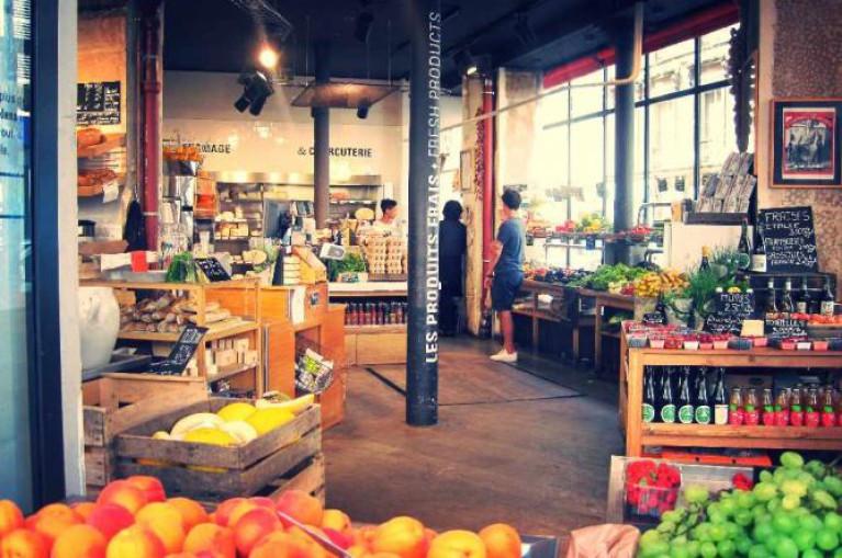 Causses Market at 55 rue Notre-Dame de Lorette