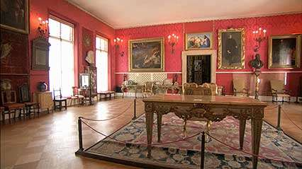 the sumptuous Veronese Room in the Isabella Stewart Gardner Museum