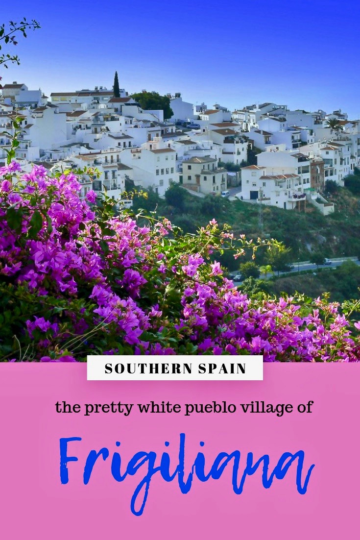 Frigiliana, the prettiest village in Andalusia