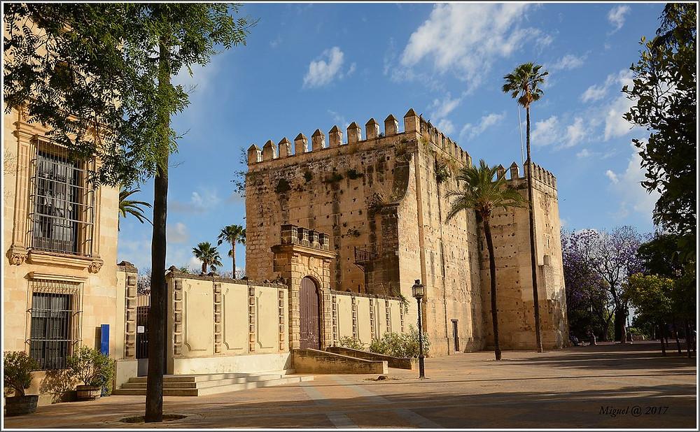 the Alcazar of Jerez de la Frontera