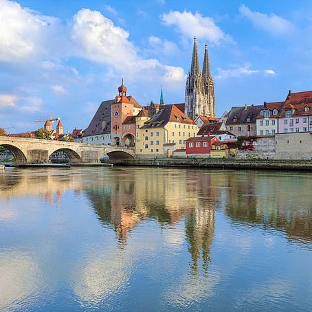 Guide To Medieval Regensburg Germany: Sausages, Spirals, and Stone
