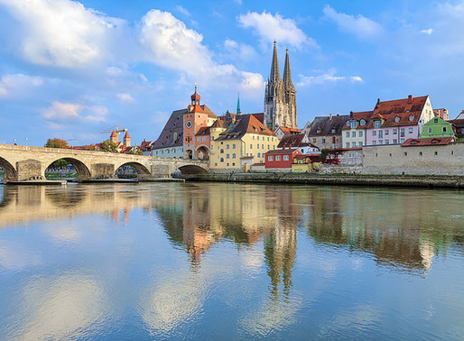 Medieval Regensburg Germany: Sausages, Spirals, and Stone