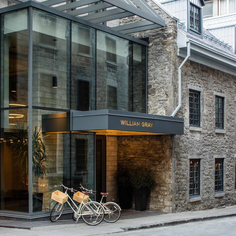 the William Gray Hotel in Vieux Montreal
