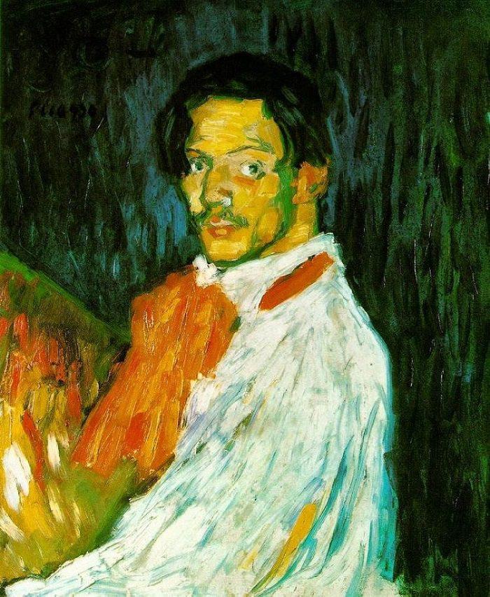 Pablo Picasso, Yo Picasso, 1901