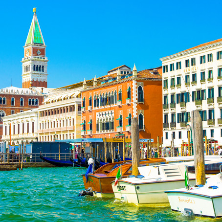 Must See Sites and Attractions Along the Grand Canal in Venice