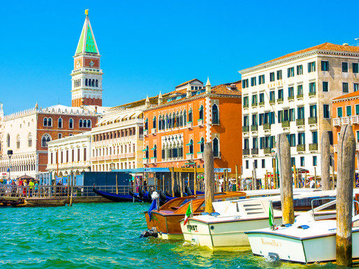 Must See Sites Along the Grand Canal in Venice