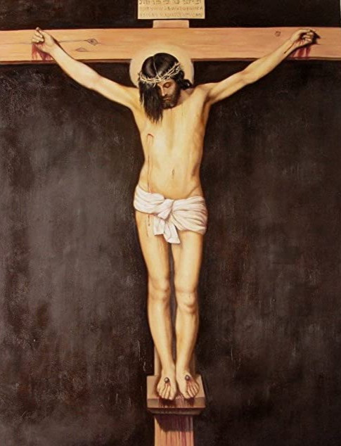 Diego Velázquez, The Crucified Christ, 1632