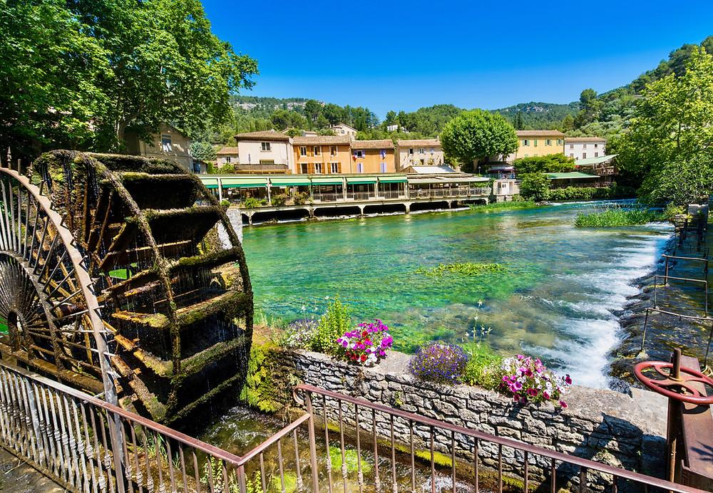 Fountaine de Vaucluse