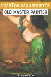 Artemisia Gentileschi, the #MeToo Movement's Old Master