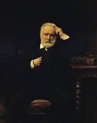 Leon Bonnat portrait of Victor Hugo