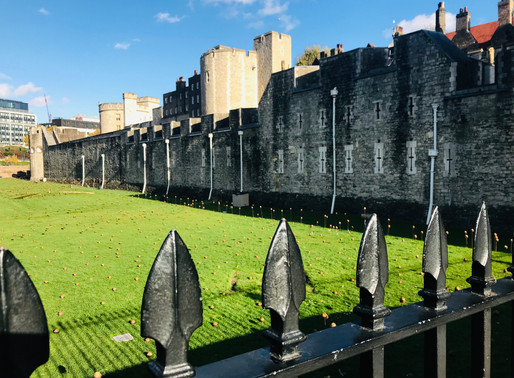 The Ultimate Nerdy Guide To The Tower of London