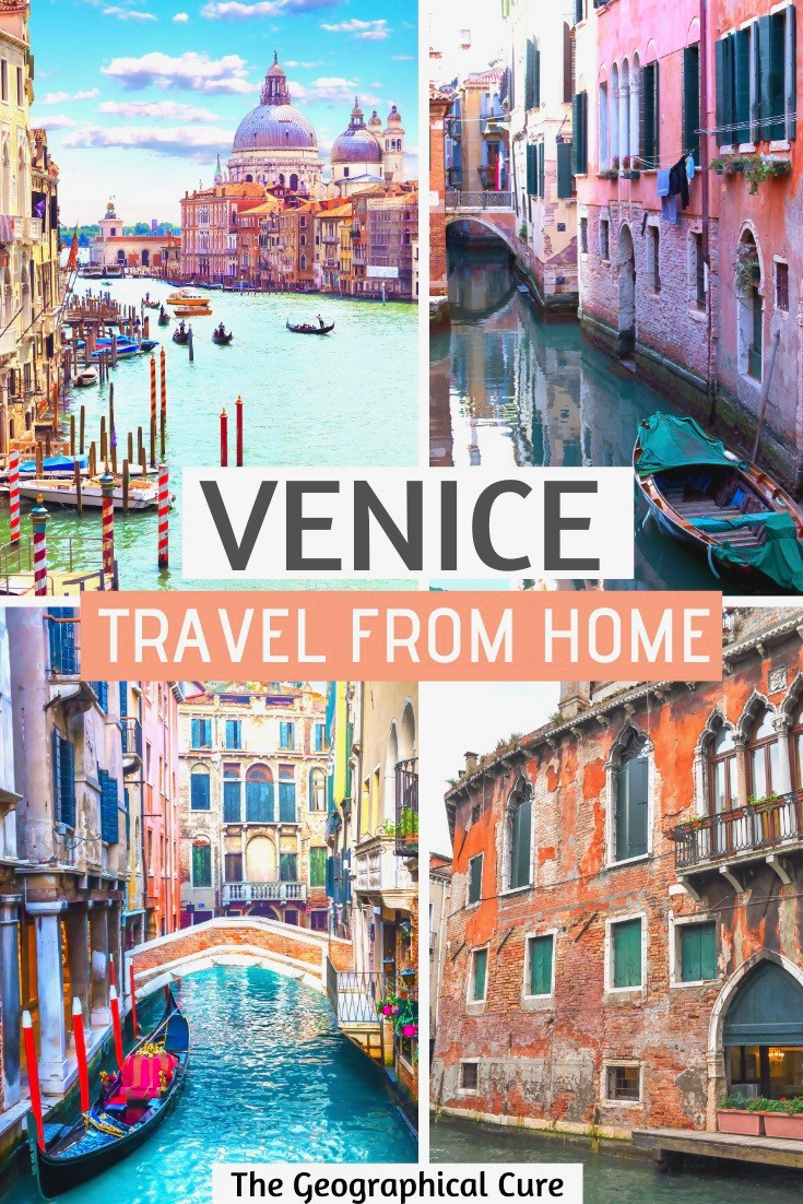 15 virtual tours of Venice Italy