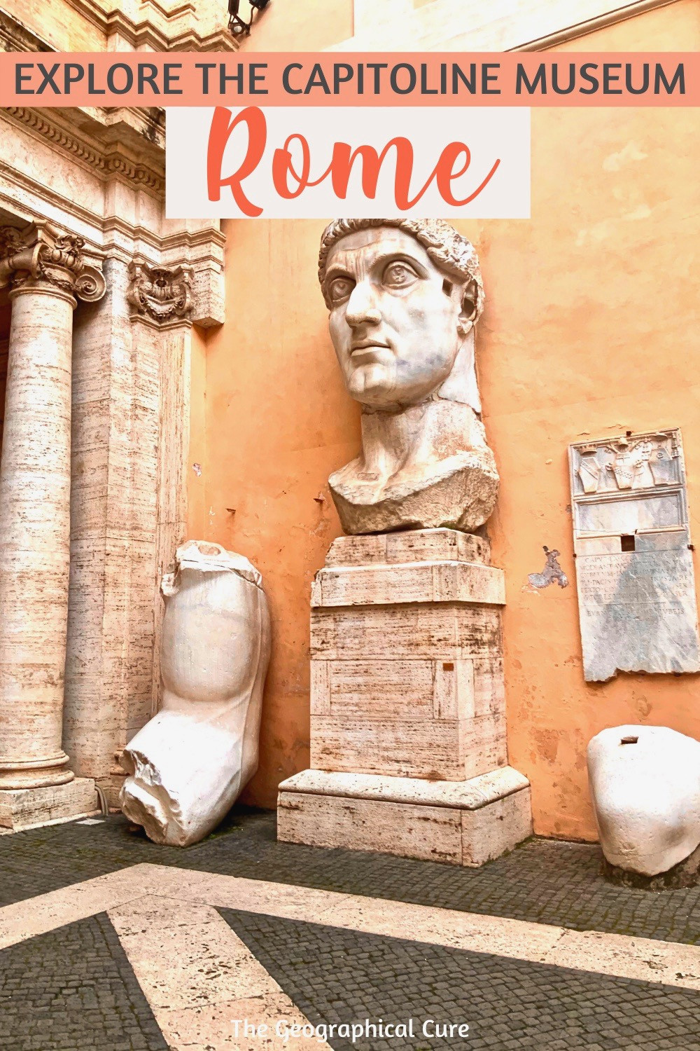 guide to the amazing Capitoline Museum in Rome Italy
