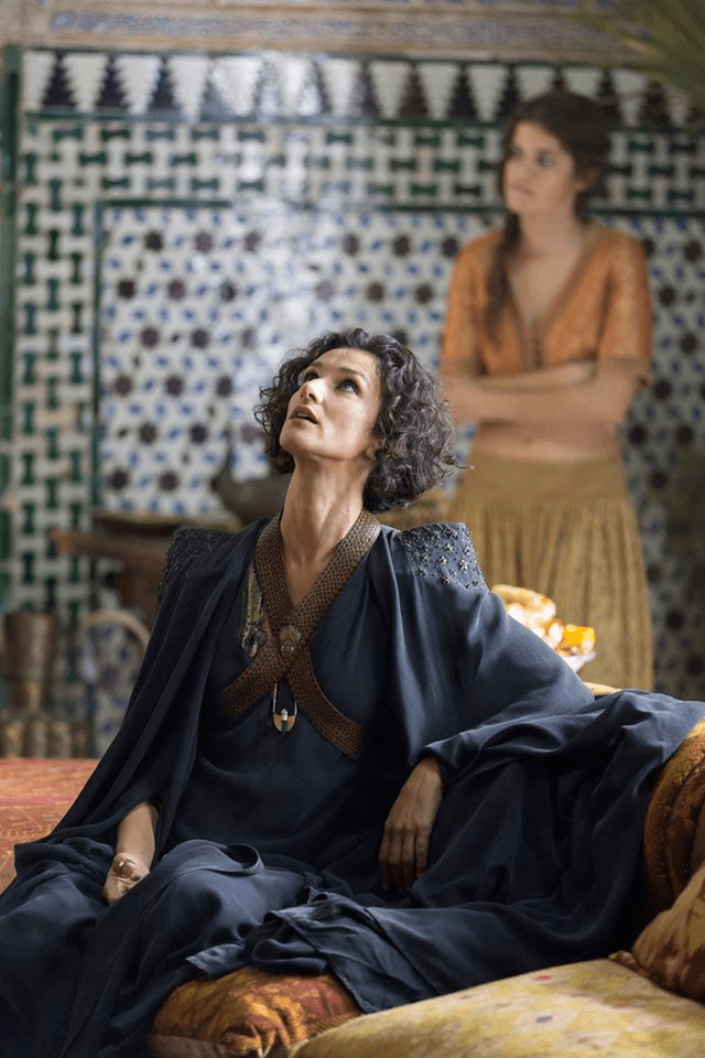 Ellaria Sand in Ambassador's Hall