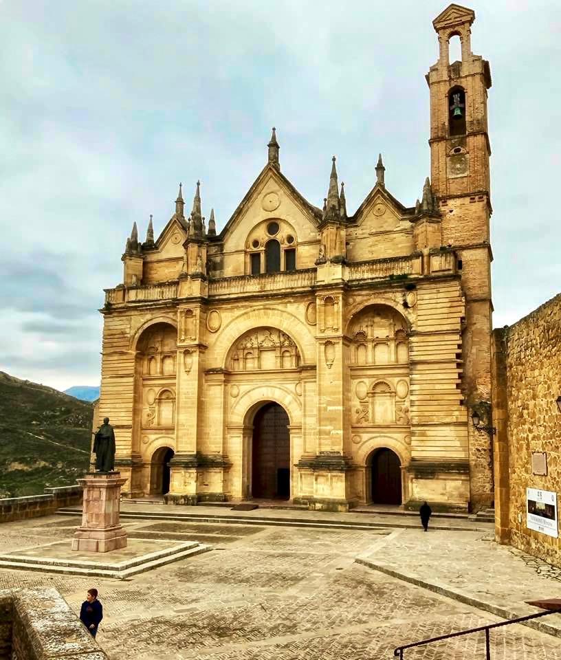 Antequera's Renaissance Church, the Real Colegiata de Santa Maria