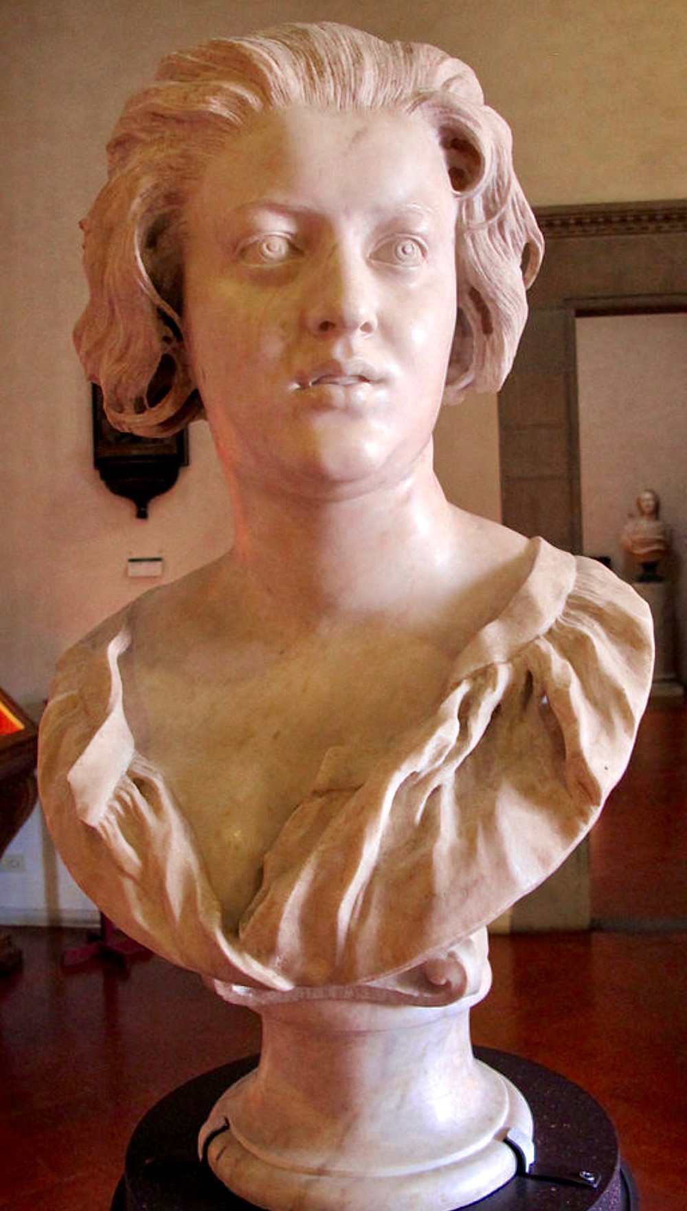 Bernini, Busts of Costanza, 1636-37
